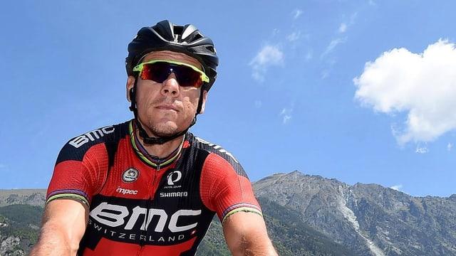 Philippe Gilbert beim Giro d'Italia 2015.