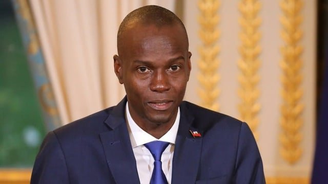 Präsident Moïse tritt nicht zurück