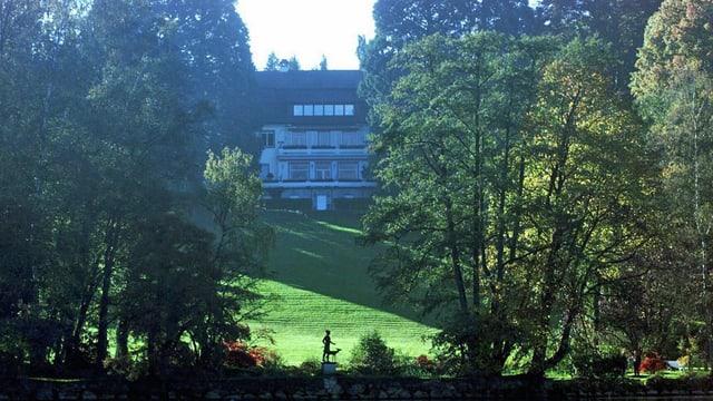 Gut Aabach in der Gemeinde Risch.