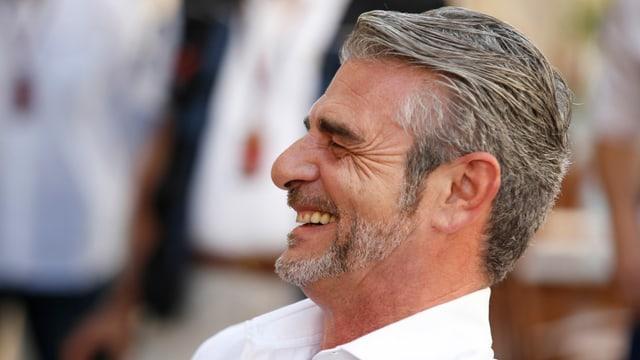 Maurizio Arrivabene wird Teamchef bei Ferrari.