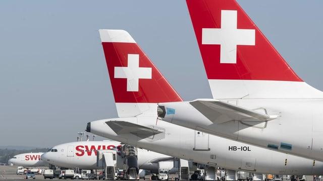 Aviuns da la Swiss