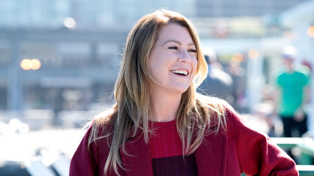 Grey's Anatomy Staffel 14 Ellen Pompeo als Meredith Grey