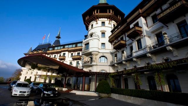 Hotel Dolder am Zürichberg