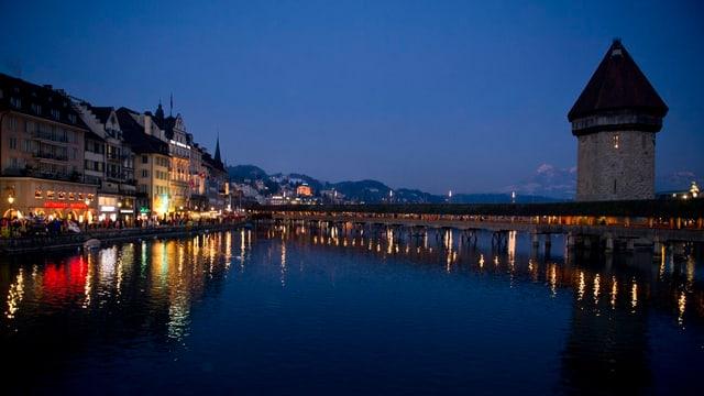 Licht-Preis für Luzern