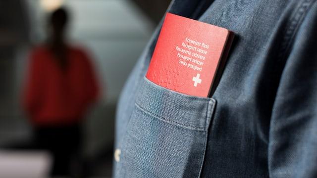 Pass in Hemd.