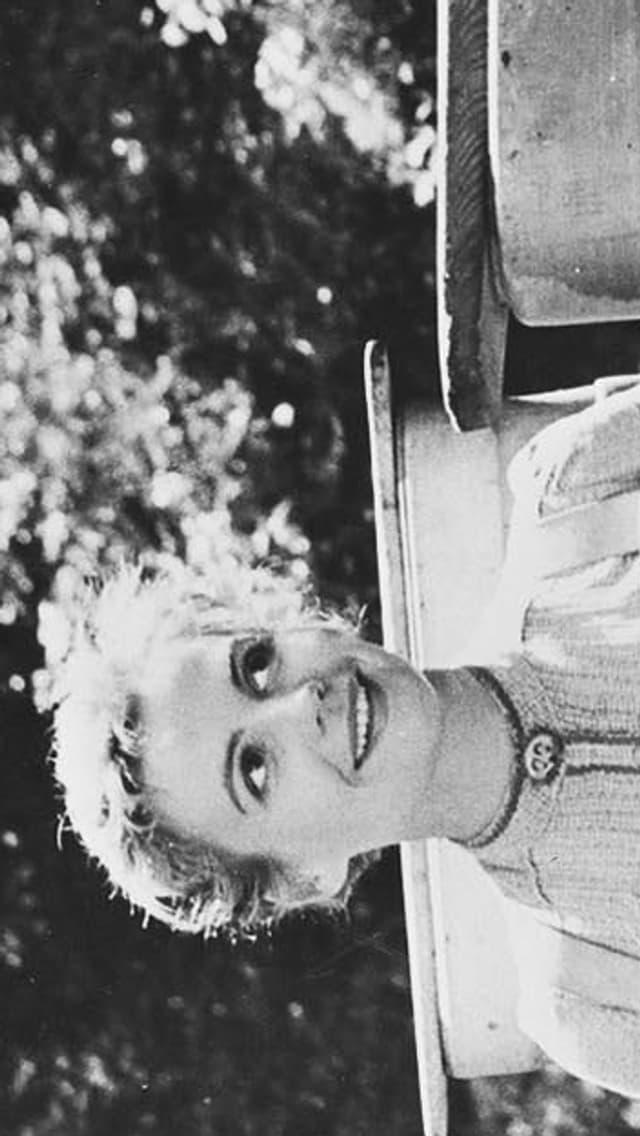 Annemarie Düringer in einem Film von Franz Schnyder.