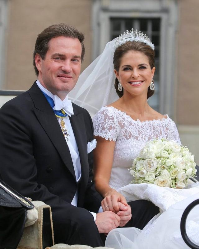 Chris O'Neill und Madeleine