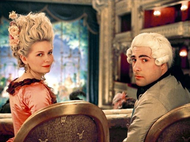Kirsten Dunst und Jascon Schwartzman im Film «Marie Antoinette».