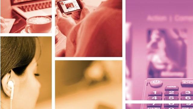 Medientrends Deutschschweiz 2018 – eine Publikation der wichtigsten Erkenntnisse der Markt- und Publikumsforschung.