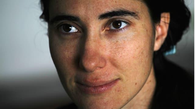 Porträt von Yoani Sánchez