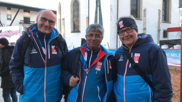 Gidanters al campiunadi mundial a Seefeld