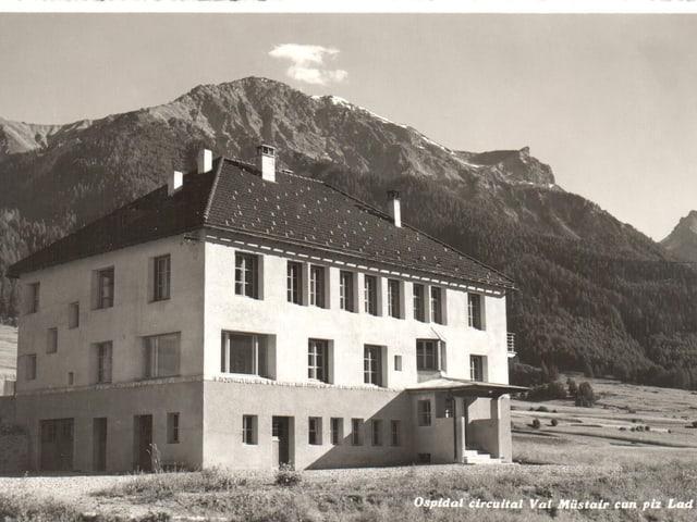 Ospital vegl Val Müstair