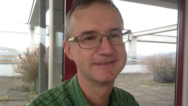Seelsorger Martin Schaufelberger im Portrait