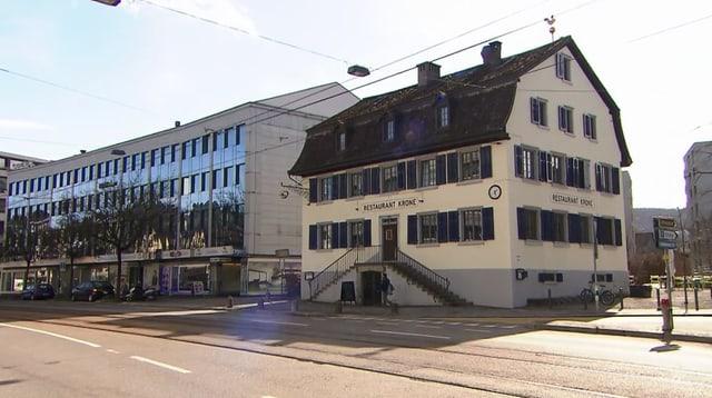 Video «Stadt Zürich – Tag 4 – Restaurant Krone, Zürich-Altstetten» abspielen