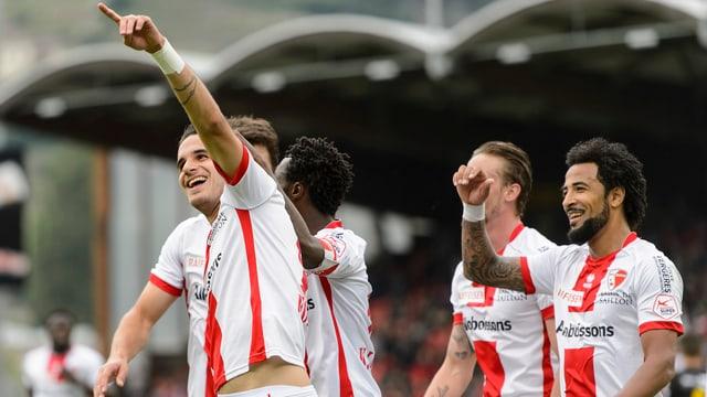 Der FC Sion könnte von Sevillas Triumph in der Europa League profitieren.