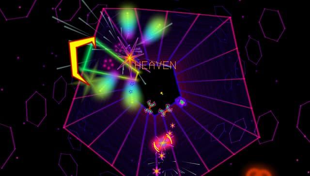 Das Spiel belohnt mit dem Ausruf «Heaven».
