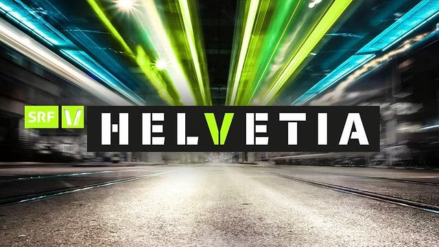 Logo von «Helvetia»