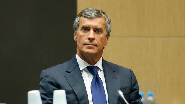 Cahuzac bei Anhörung in der Nationalversammlung