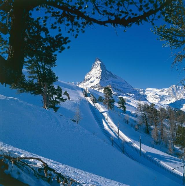 Matterhorn inkl. Gornergratbahn