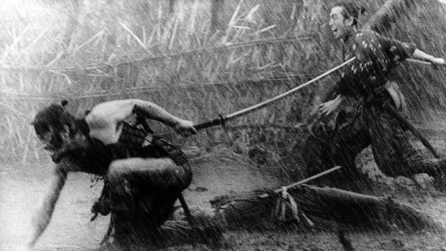 Den Video Essay über Bewegungen in den Filmen von Akira Kurosawa haben über 2 Millionen Leute geschaut.