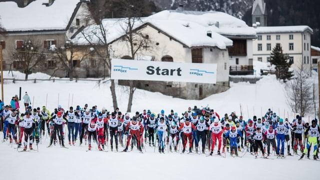 Start Passlung Martina-Scuol