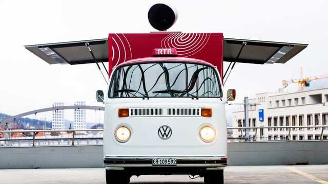 Vw-Bus da RTR