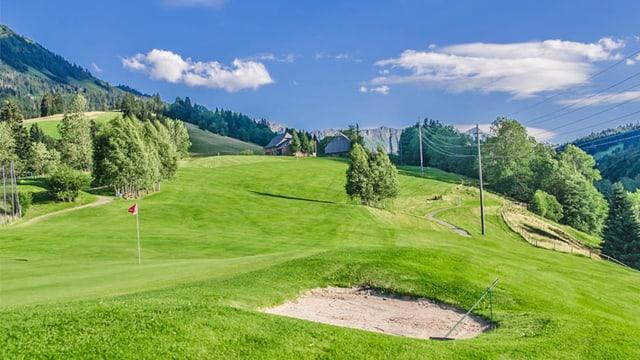 Die Zukunft des Golfplatzes Flühli-Sörenberg entscheidet sich in den nächsten 6 Wochen