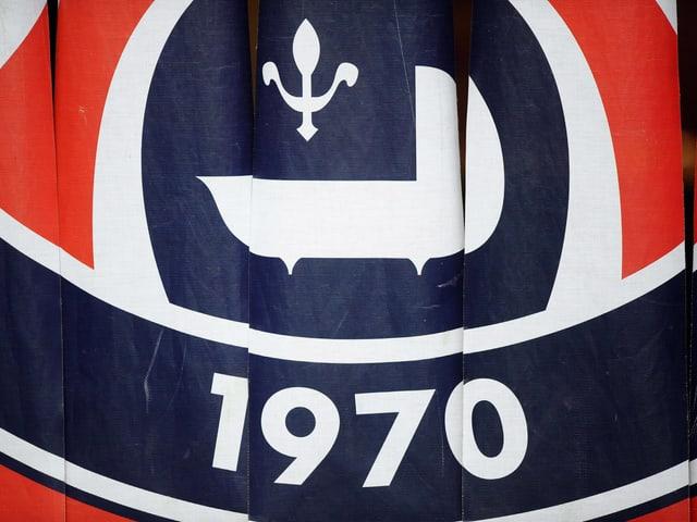 Klub-Logo Paris SG.