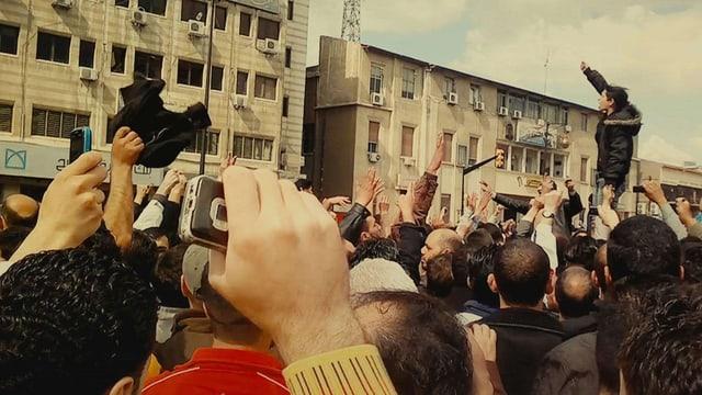 Wie syrische Filmemacher Assad und den Dschihadisten trotzen