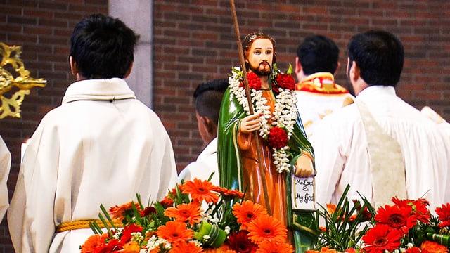 Video «Bilder zum Feiertag – Zum Fest des Heiligen Thomas» abspielen