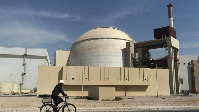 In'ovra nucleara en l'Iran.