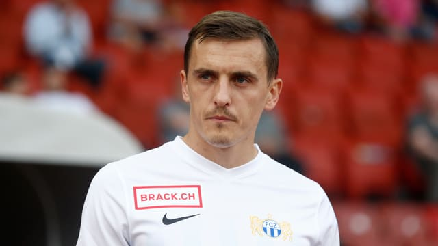 Burim Kukeli verlässt den FC Zürich.
