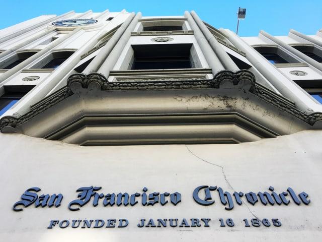 Gebäude des San Francisco Chronicle