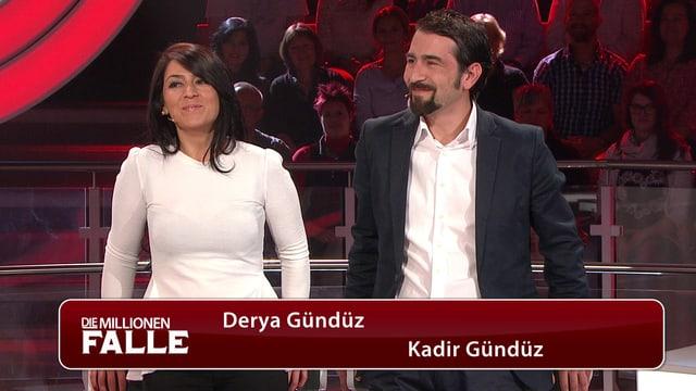 Video «Leckerbissen: Die Geschwister Derya und Kadir Gündüz» abspielen