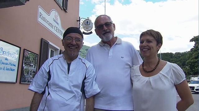 Video «Kanton Tessin – Tag 5 – Ristorante Centrale, Losone» abspielen