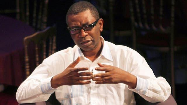 Musiker Youssou N'Dour