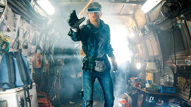«Ready Player One».