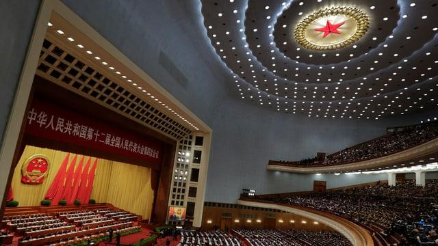 Die Grosse Halle des Volkes