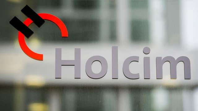 Logo da Holcim
