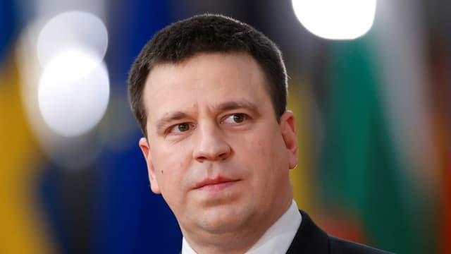 Estlands Premier Ratas