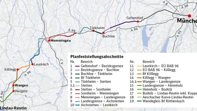 Spatenstich In Deutschland Zürich Und München Rücken Näher