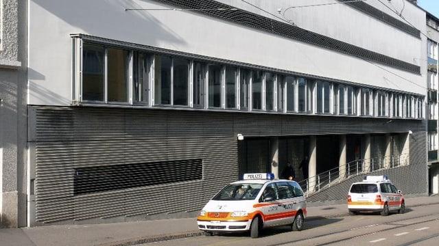 Eingang Gefängnis Waaghof