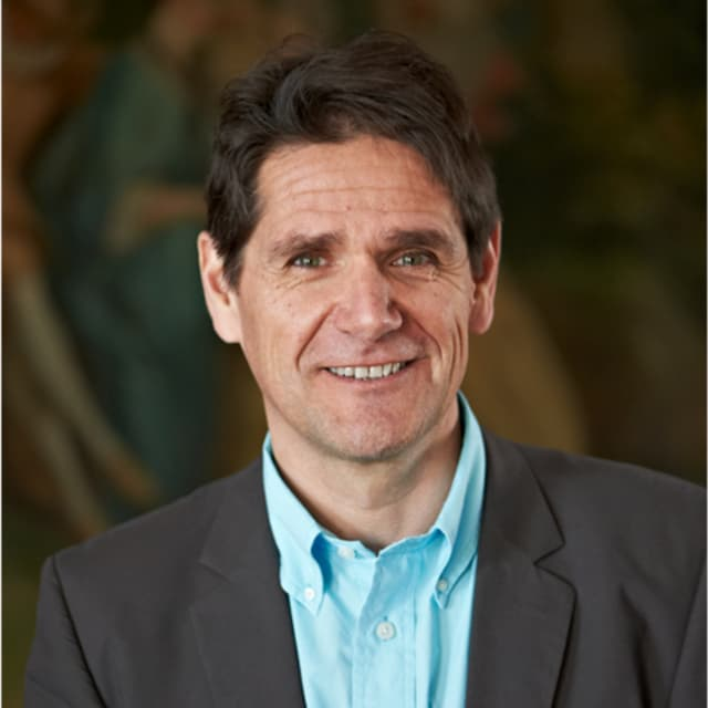 Jean-Pierre Vuilleumier im Porträt.