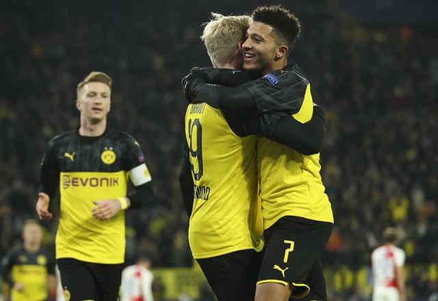 Round-up Champions League - Dortmund im Achtelfinal – Inter hat das Nachsehen