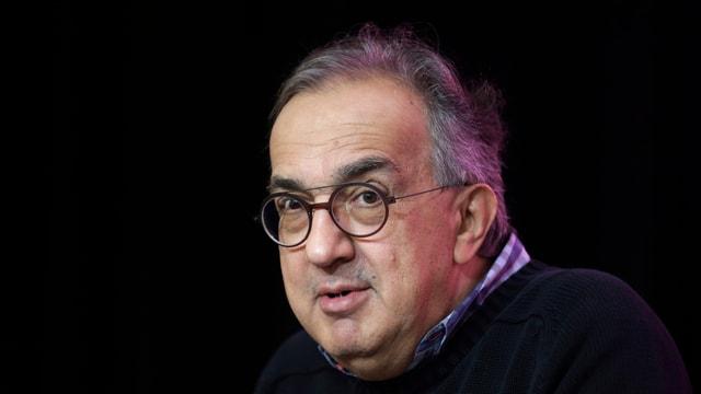 Der verstorbene Ex-Fiat-Chef Sergio Marchionne