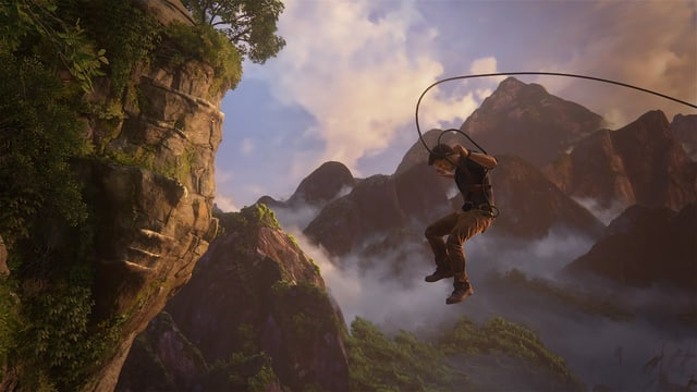 Haikiew: «Uncharted 4: A Thief's End»