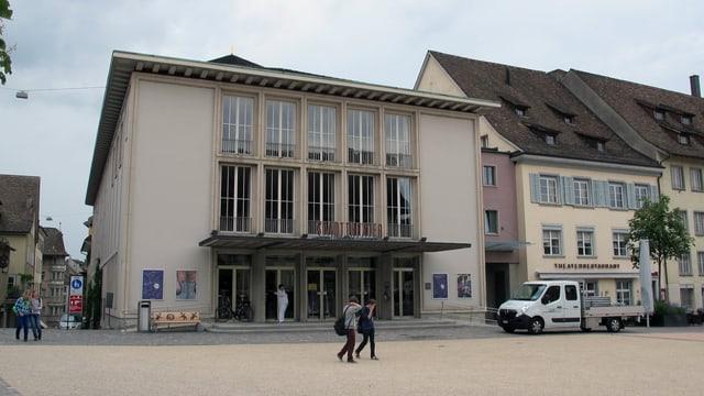 Stadttheater Schaffhausen von aussen