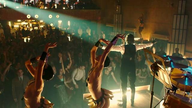 Im Club «Moka Efti» werden in der Serie die wildesten Parties gefeiert.