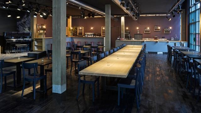 Das neue Restaurant im Stadttheater