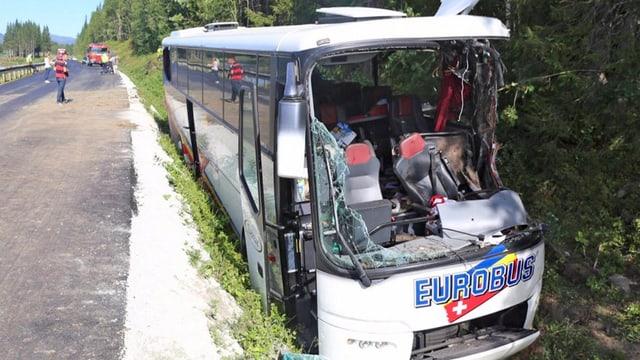 Unfall-Bus